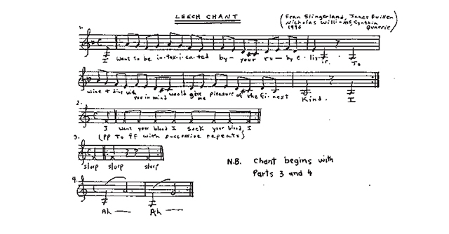 Leech Chant