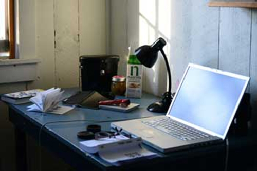 Writing Desk at Wildbranch