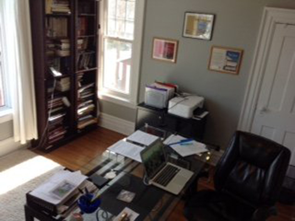 Michelle Berry Writing Spaces