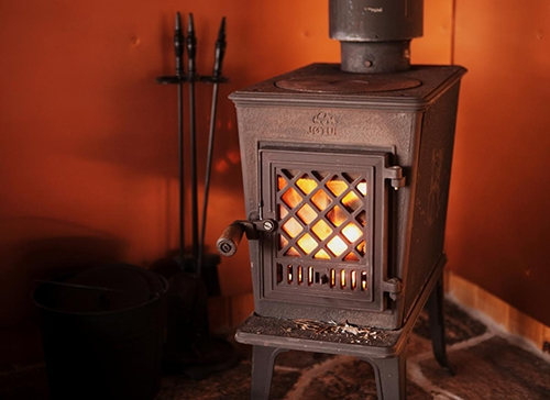 Pine Cove Wood Stove