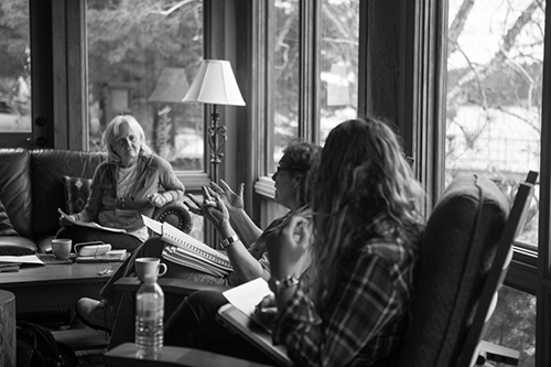 Pine Cove Writers in Action