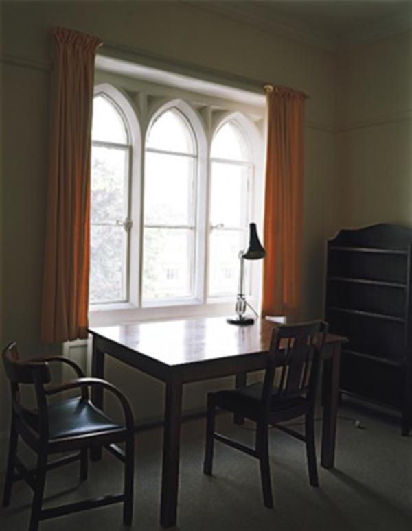 Symon Jory Stevens-Guille writing spaces