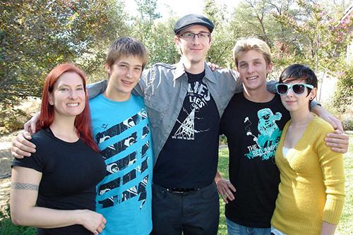 Sierra Skye Gemma and Family