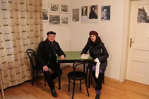 Kafka Memorial Room Kierling