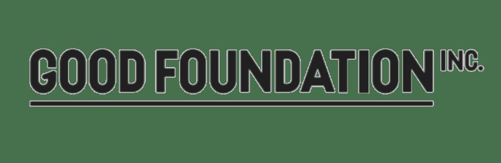Good Foundation Logo