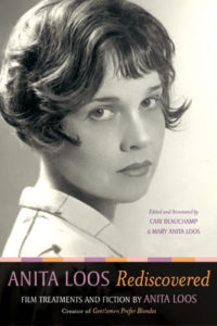 Anita Loos Rediscovered cover