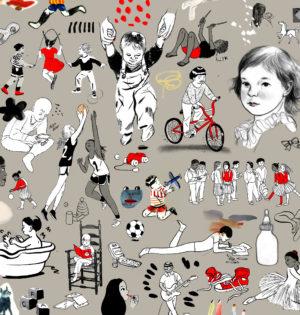 Kids by Jillian Tamaki