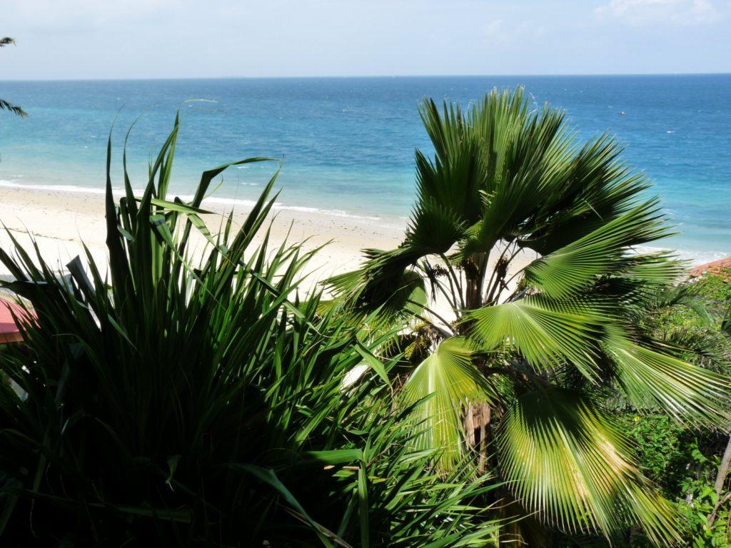 Indian Ocean Beach, Tanzania 2009. Photo: Farah N. Mawani