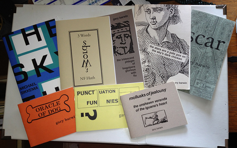 A sample of publications from serif of nottingham