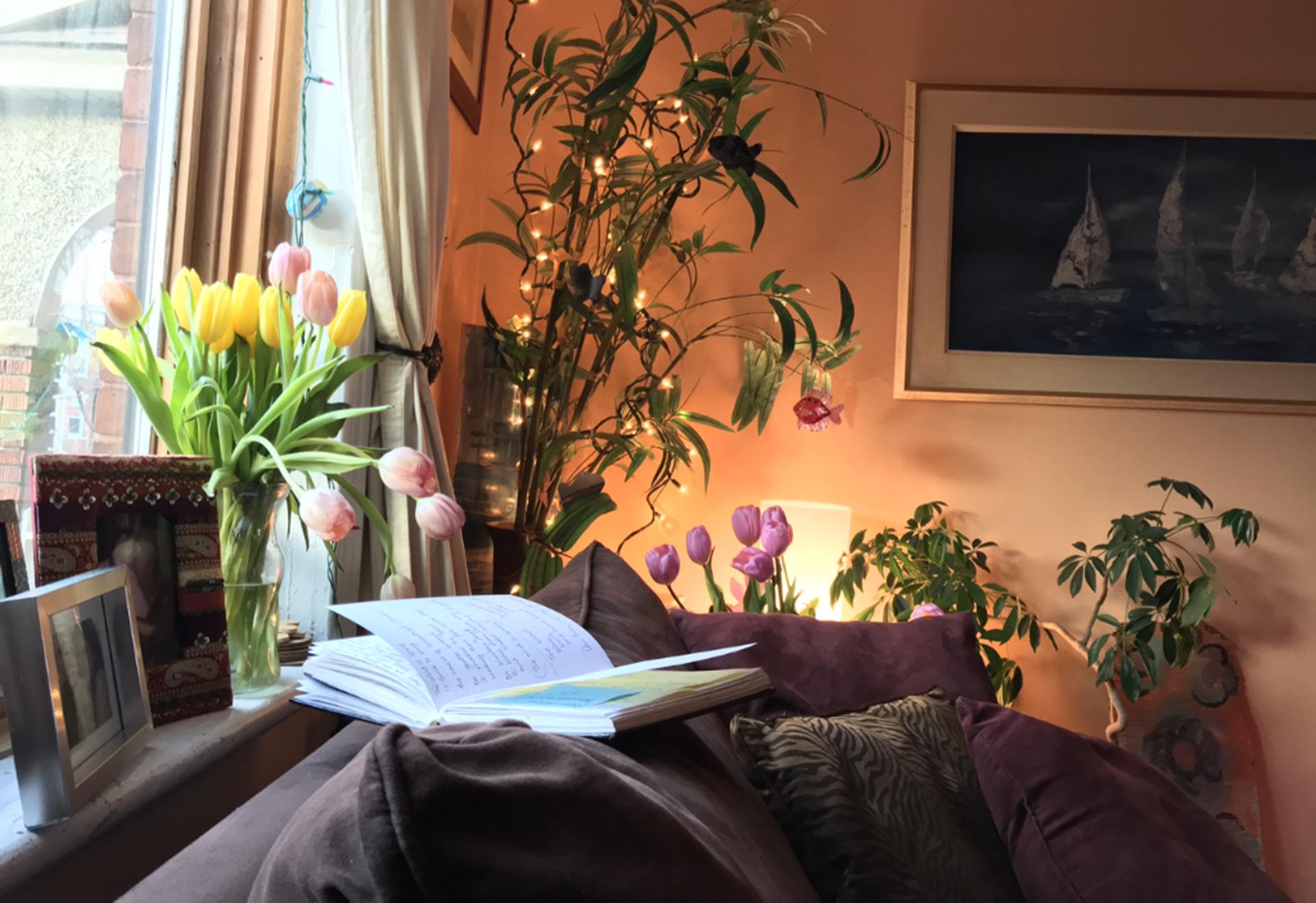 Susan J. Atkinson Writing Space