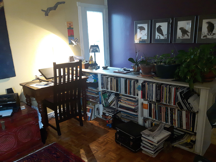 Sue Bracken's Writing Space: The Tower