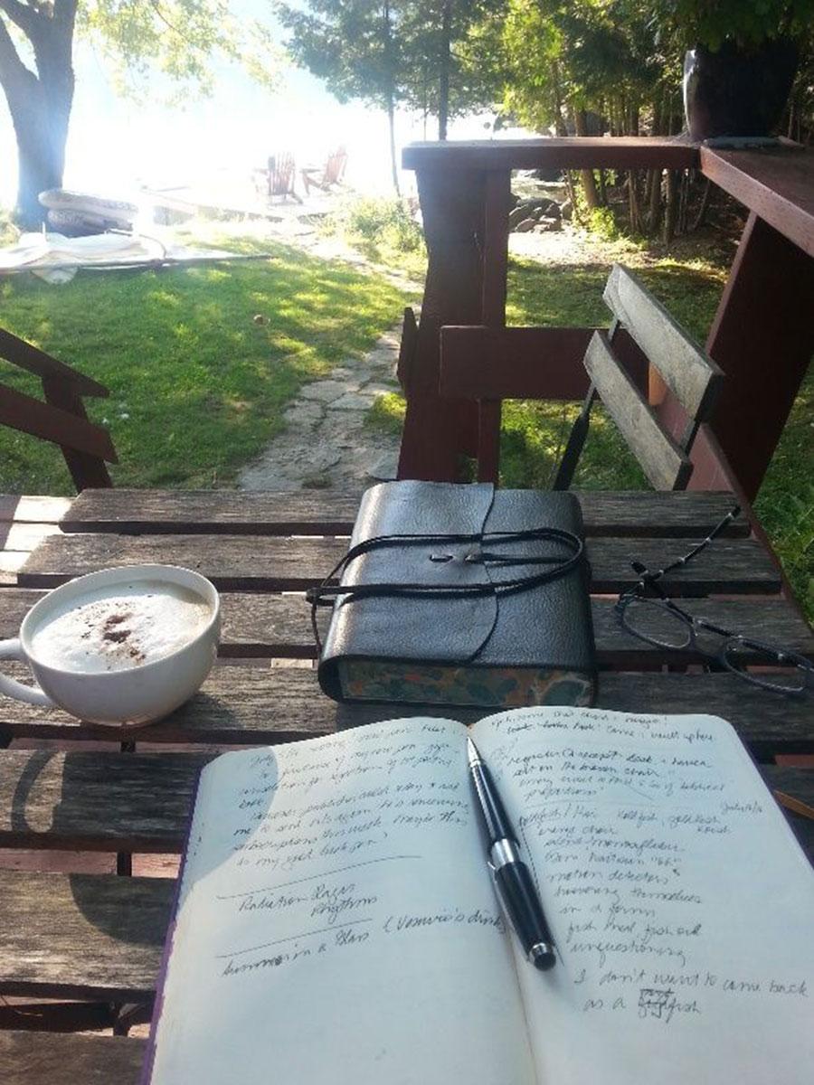 Sue Bracken Writing Space: The Cottage