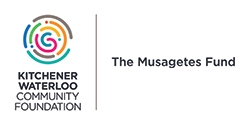 Kitchener Waterloo Community Foundation Musagetes Fund logo