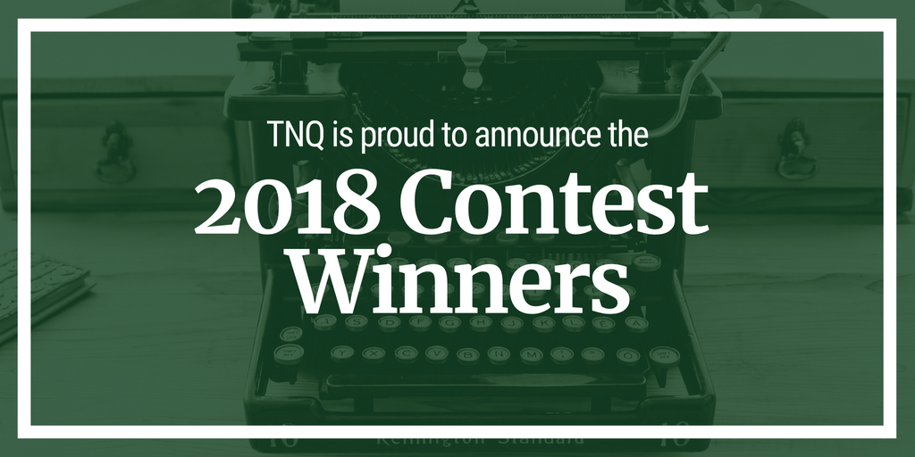 2018 Contest Winners